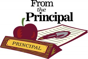 From Principals Desk Image